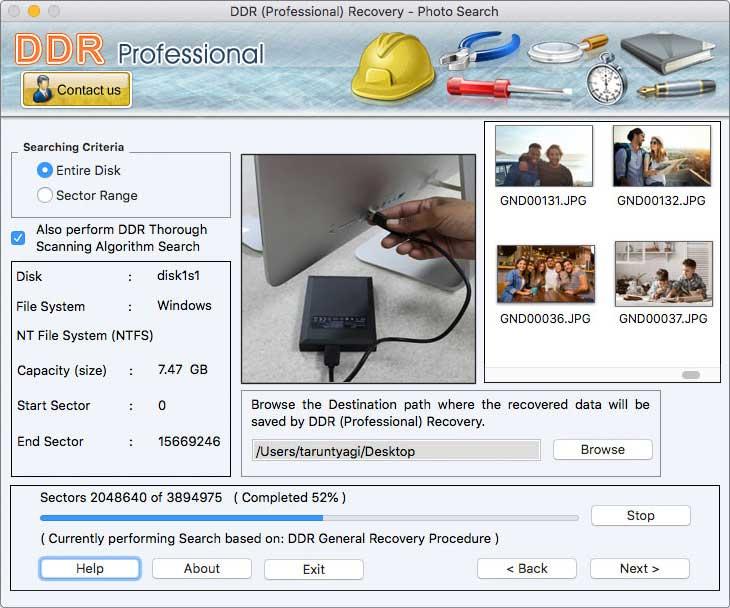Mac Recover Files 4.0.1.6 full